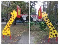 Монтаж детской площадки в Туле