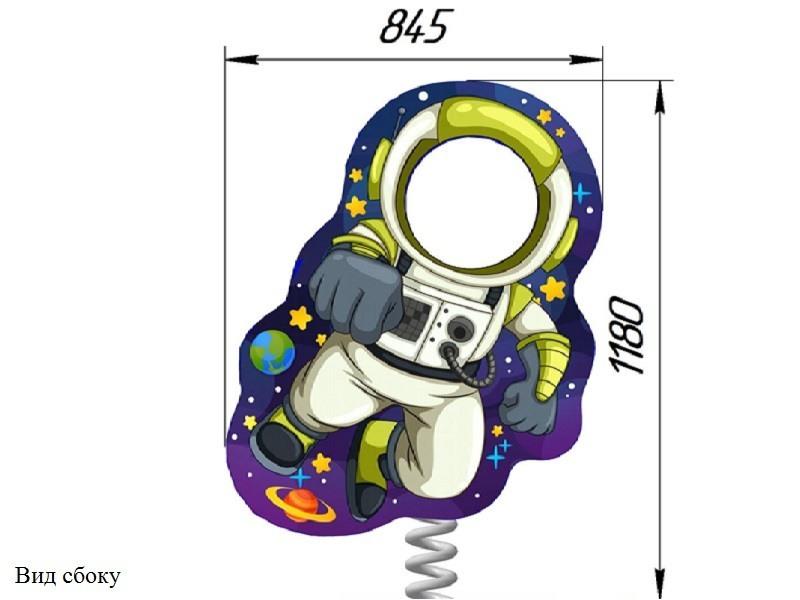 КБ-47.1 Качалка на одинарной пружине