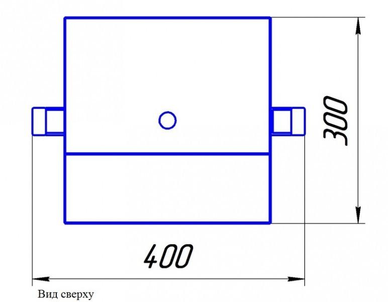 МФ-08.2 Урна металлическая