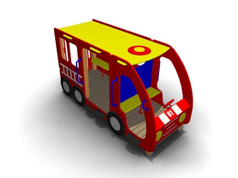 ИО-03 Игровое оборудование «Пожарная машина»