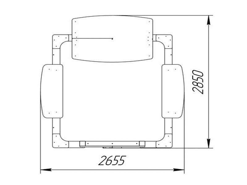 ПС-06 Песочный дворик