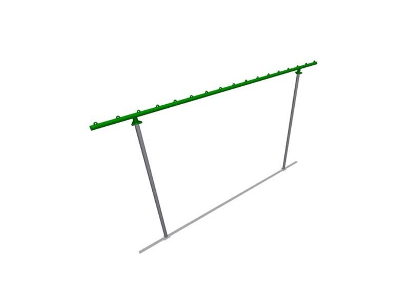 ХОЗ-03 Стойка для сушки белья (комплект, 2 шт.)