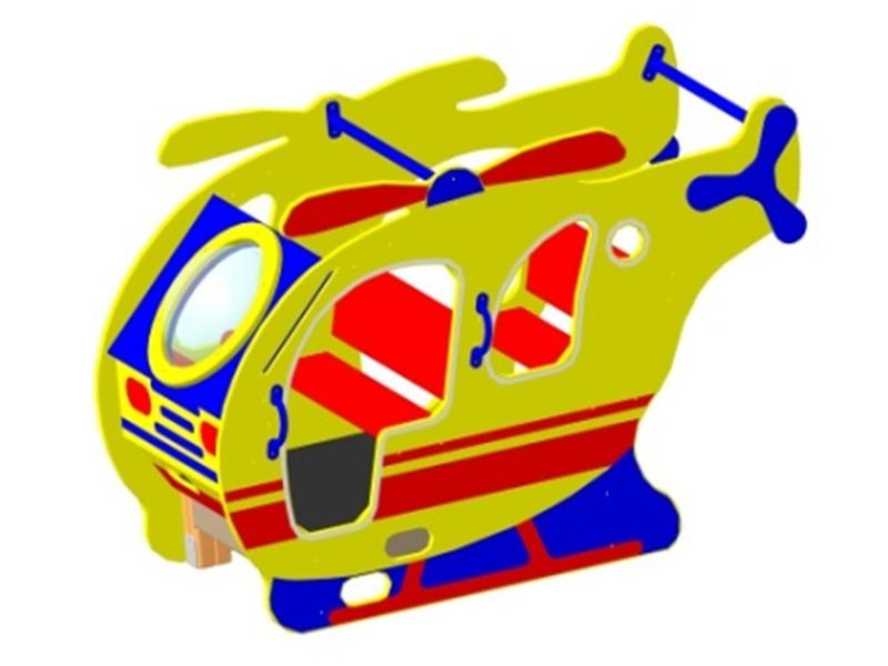 ИО-14.3 Игровое оборудование «Вертолёт»