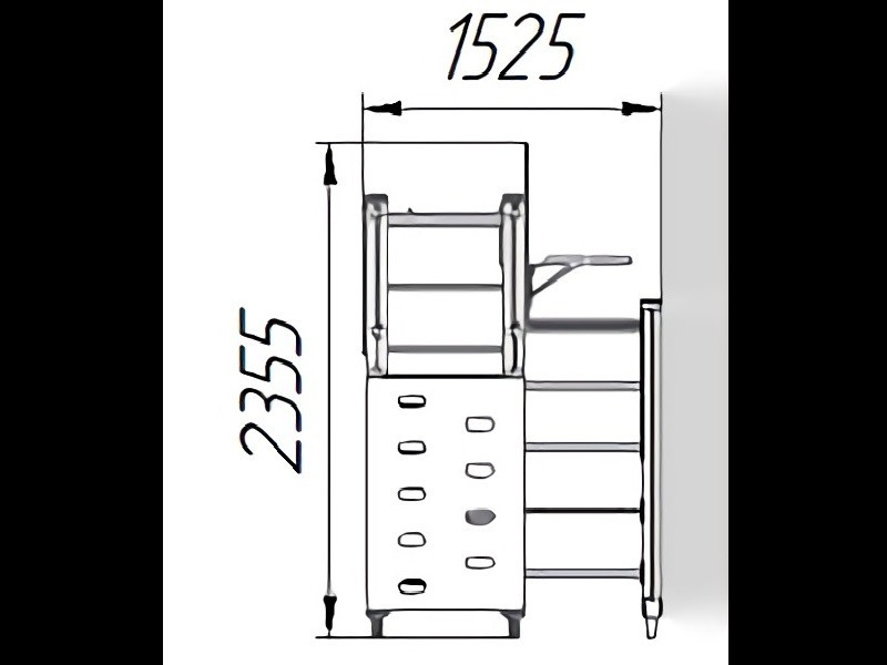 ГК-12.2 Гимнастический комплекс