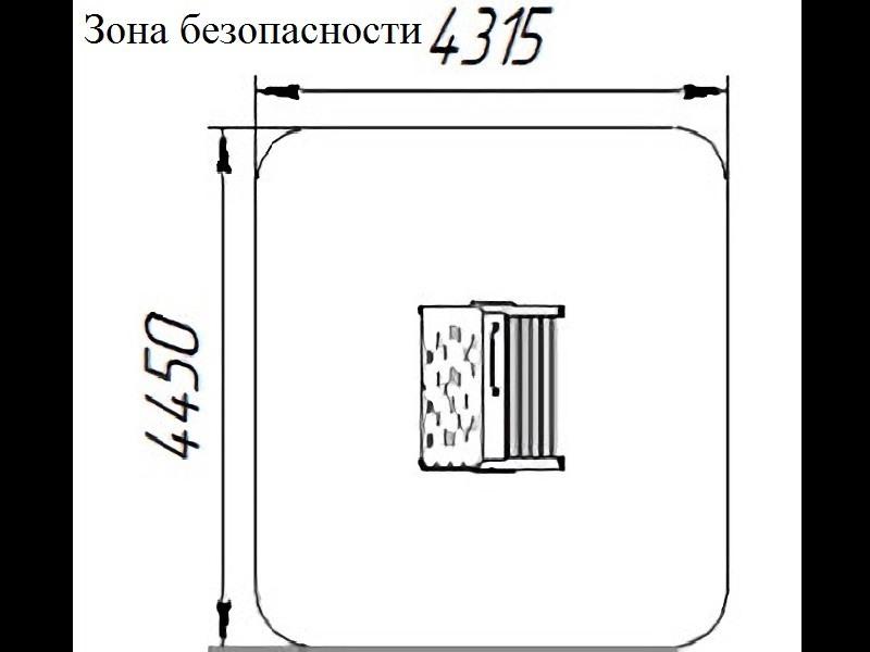 ГК-15 Гимнастический комплекс