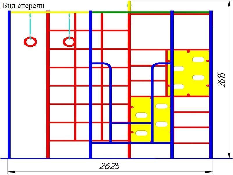 ГК-18 Гимнастический комплекс