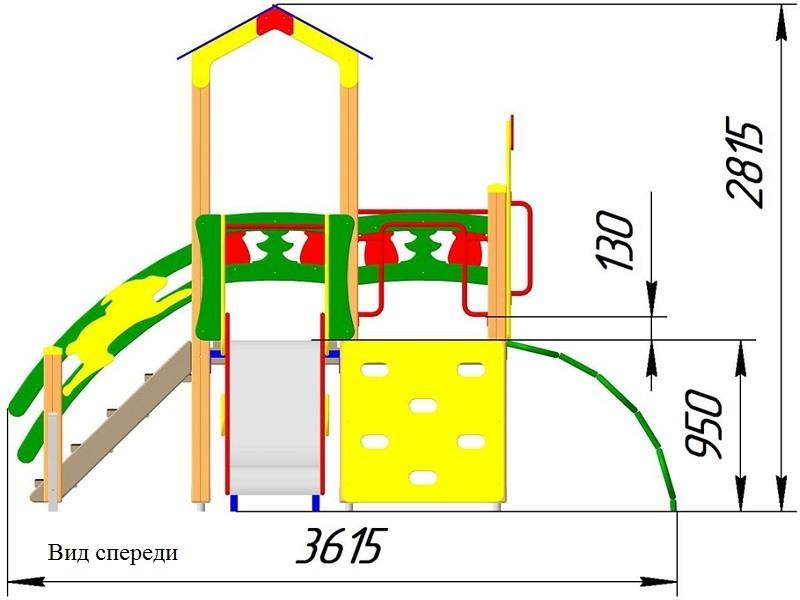ИК- 01 Игровой комплекс