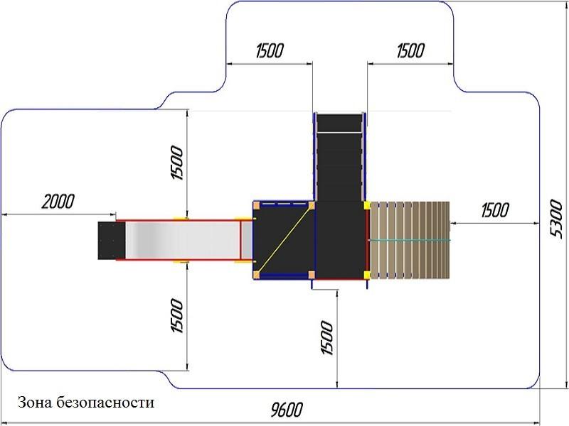 ИК- 10.2 Игровой комплекс