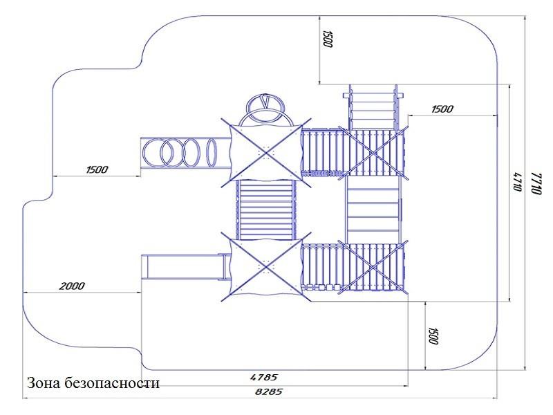ИК- 14 Игровой комплекс