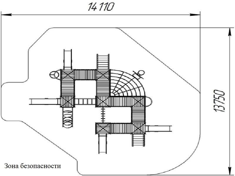ИК- 22 Игровой комплекс