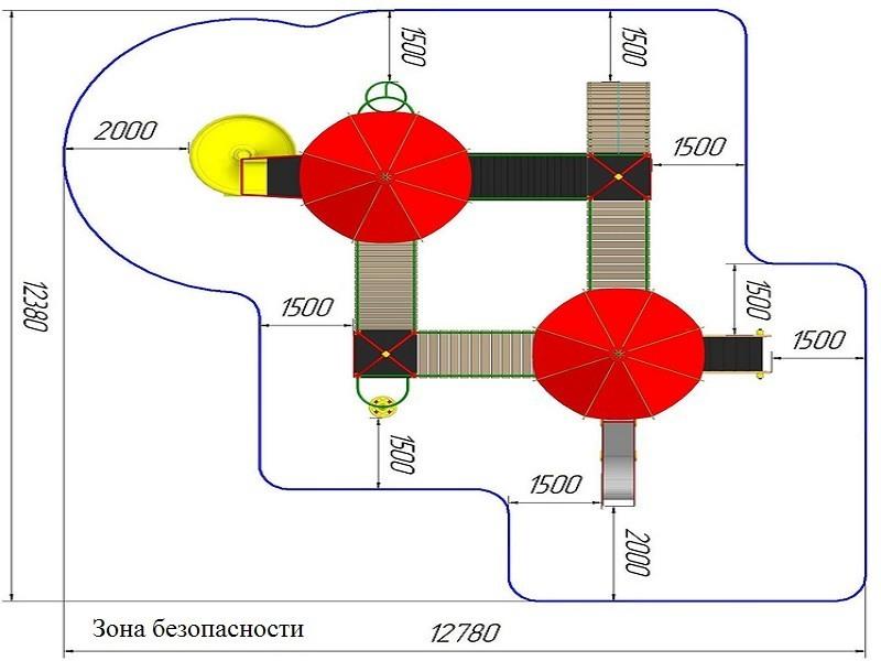 ИК- 31.1 Игровой комплекс