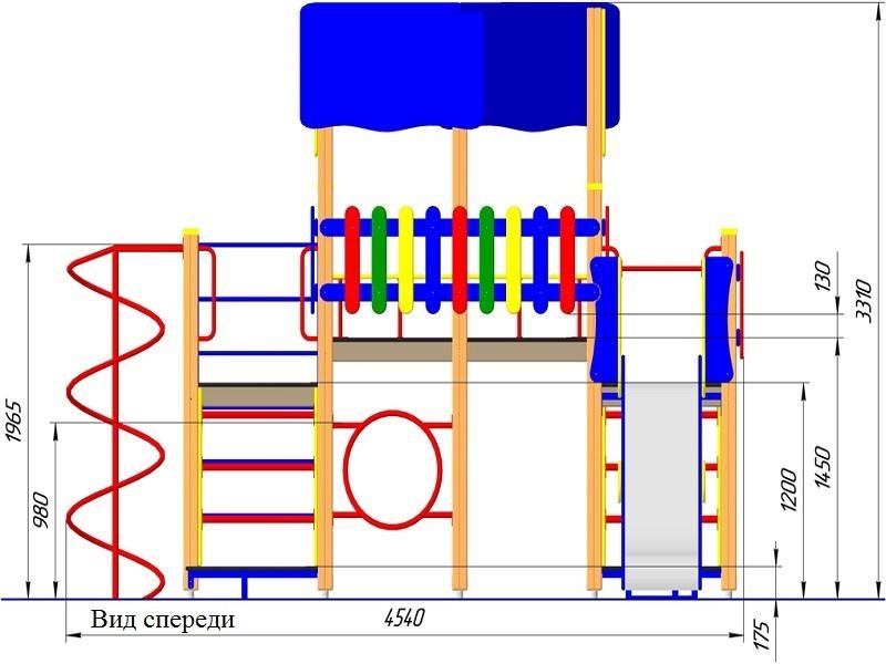ИК- 44 Игровой комплекс