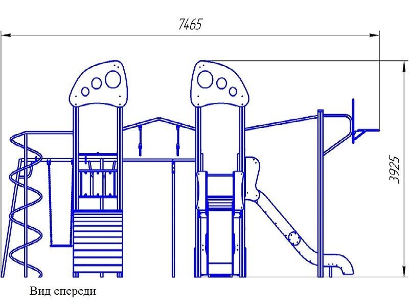 ИК- 88 Игровой комплекс