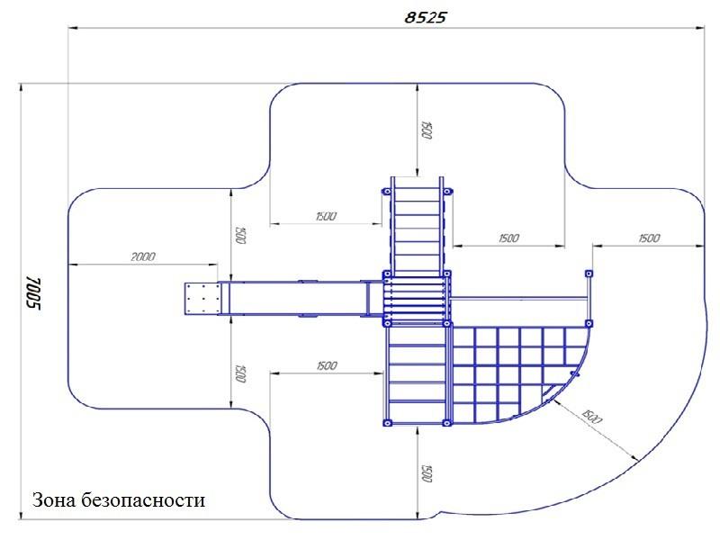 ИК- 95 Игровой комплекс